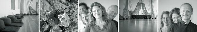 Erblühende Weiblichkeit, Barbara Schmid, Auszeit-Tage, Bildserie, Natur, Frauen, Porträts
