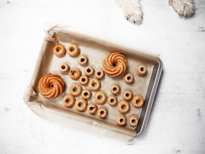 Lebkuchen-Mini-Gugelhupfe