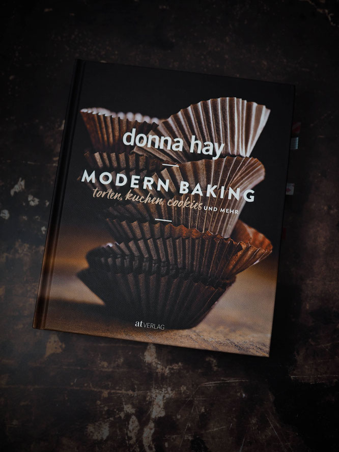 Backbuch Modern Baking von Donna Hay