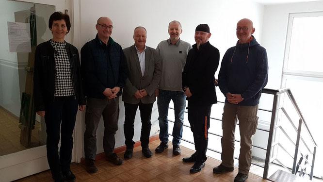 Vorstand Kreisverband Vorpommern-Rügen der Basisdemokratischen Partei Deutschland