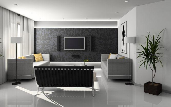 interior design, impianti cagliari, arredamento cagliari, lato oscuro, pareti nere
