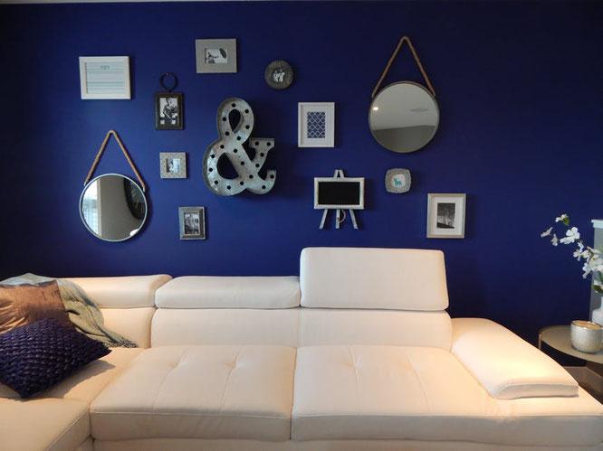 Blu intenso, interior design, arredamento, cagliari, impresa edile cagliari