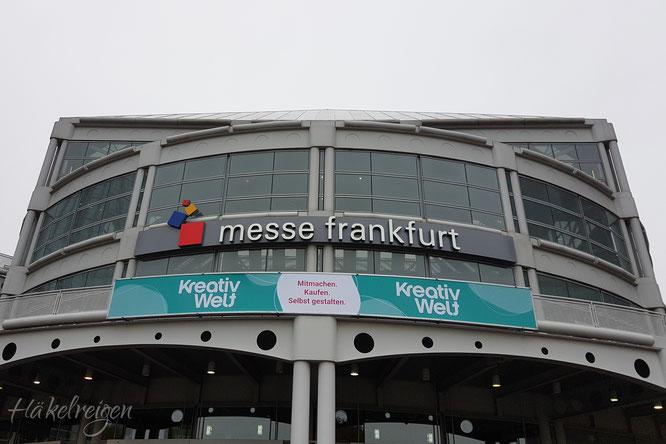 Kreativ Welt Frankfurt 2017 Kreativmesse Häkelreigen Haekelreigen