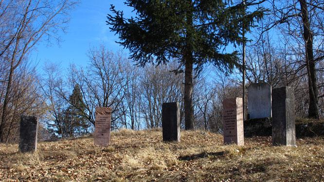 Cimitero Militare di Malga Zures