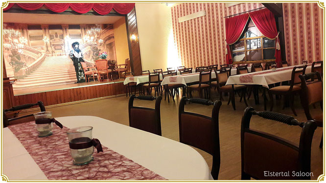 Saal Elstertal Saloon Leipzig
