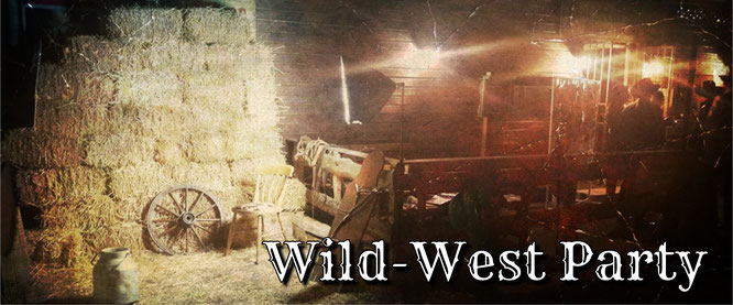 Wild-West Party im Elstertal Saloon