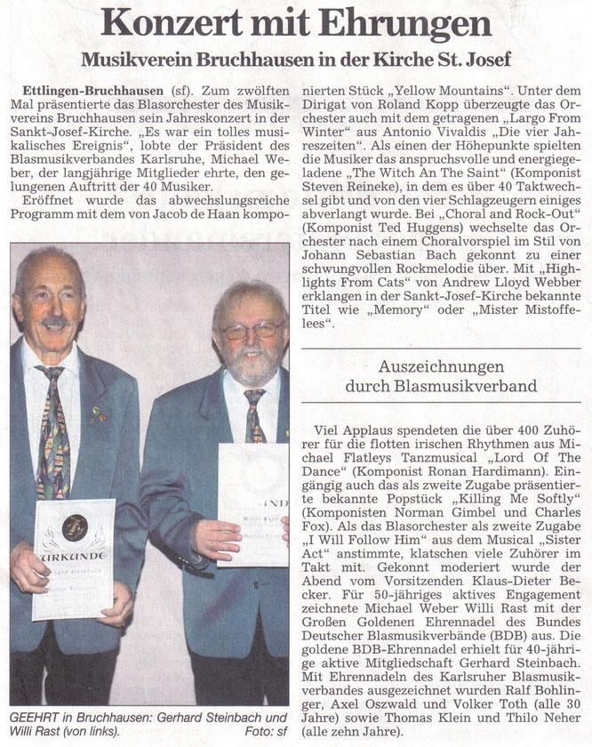 BNN Bericht 03.11.2010