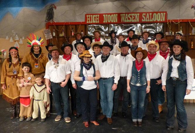 2013 - HWK/WCC Gemeinschaftssitzung in der Schloßgartenhalle Ettlingen mit Oberbürgermeister Arnold und Familie