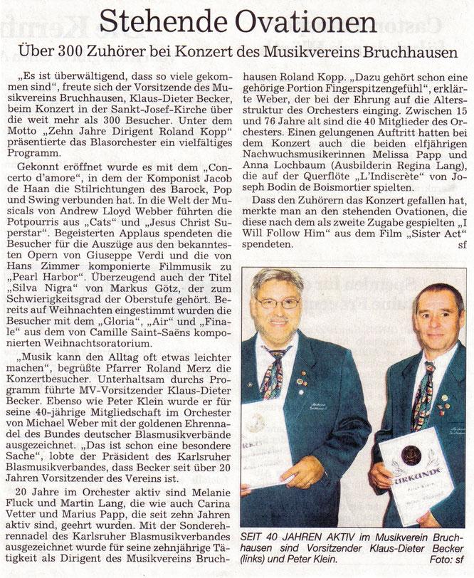 BNN Bericht 05.11.2008