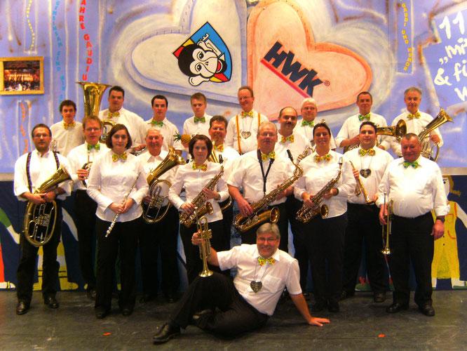 2009 - 11 Jahre HWK/WCC Gemeinschaftssitzung in der Schloßgartenhalle Ettlingen