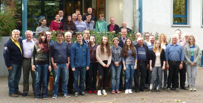 2016 - Probenwochenende in der Jugendherberge Speyer