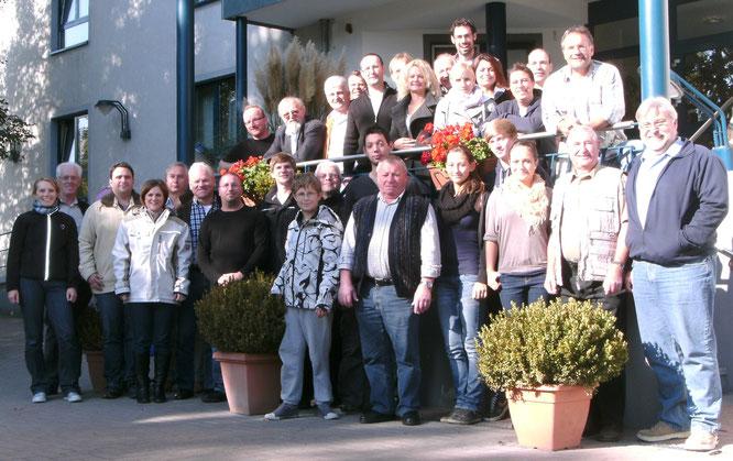 2011 - Probenwochenende in der JH Speyer