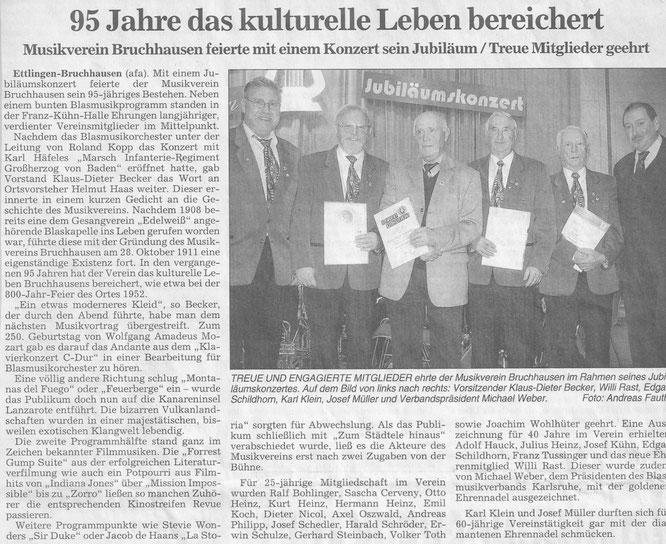 BNN Bericht 07.11.2006