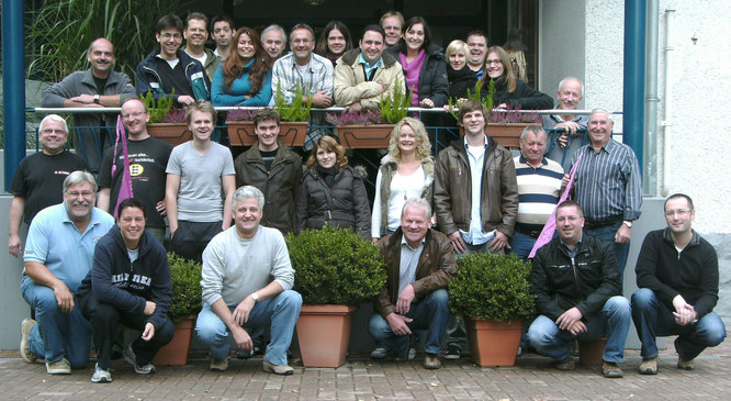 2010 - Probenwochenende in der JH Speyer