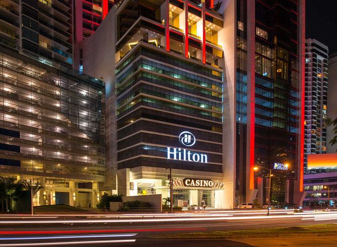 Hotel Hilton Panamá, sede del COARDI 2018 y la Trienal de Arquitectura.