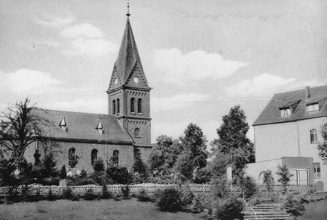 Wildenrath Kirche