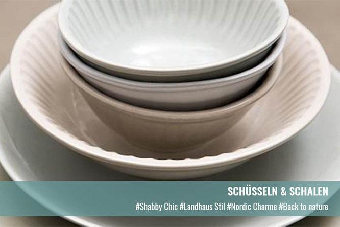 Schuesseln & Schalen | Krempel & Gedoens