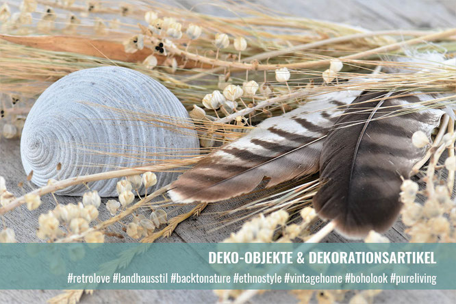 Deko-Objekte & Dekorationsartikel | Krempel & Gedöns