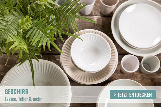 Geschirr - Tassen, Teller & mehr | Krempel & Gedoens