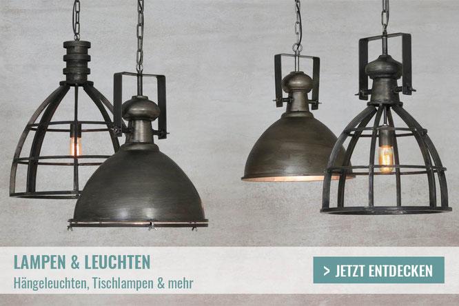 Lampen & Leuchten | Krempel & Gedoens