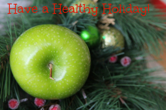 have a healty holiday.  Health tips to get you through the holiday season.