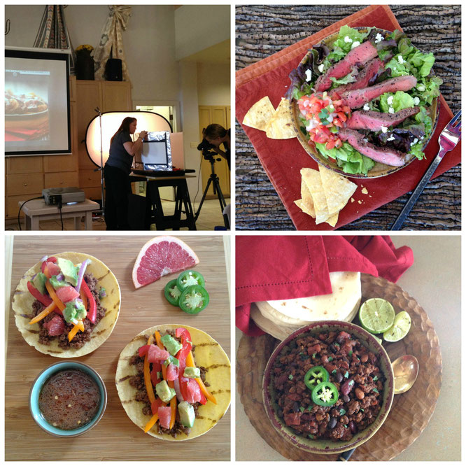 Food photography and food styling class!