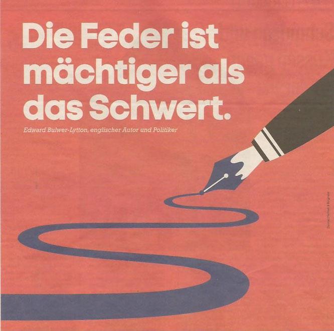 Cover-Ausschnitt der Kleine Zeitung vom 14. Jänner 2015
