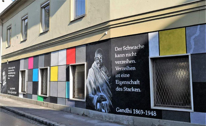 Mario Paukovic. Feuerbachgasse, Graz. © 2019 Reinhard A. Sudy