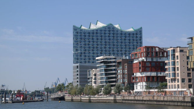 5. Platz: Elbphilharmonie in Hamburg, Deutschland. Copyright Tim Bindels
