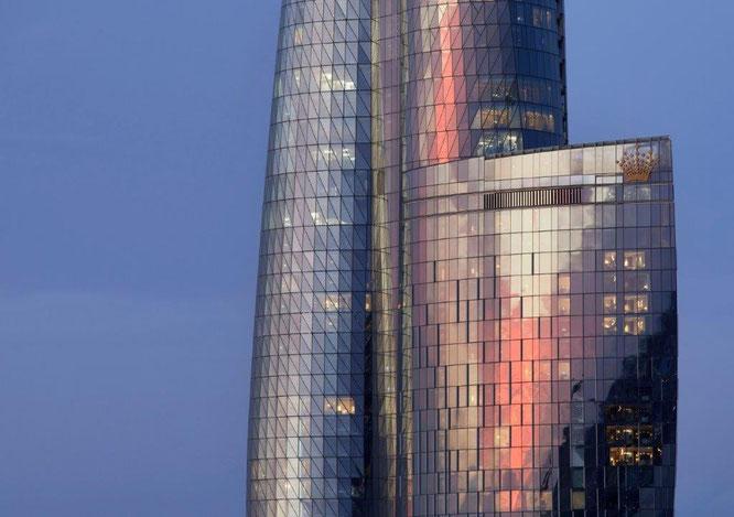 One Barangaroo: Gewinner des Emporis Skyscraper Award 2020. © Tom Roe