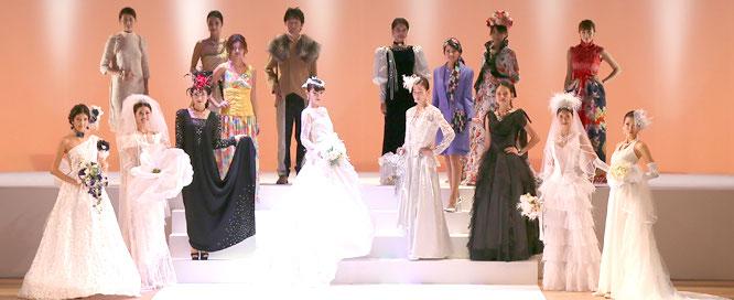 第83回NDKファッションショー フィナーレ
