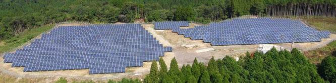 太陽光 パネル 点検 ツール ソラメンテ ユーザー レポート 河内電気管理事務所 鹿児島 メガソーラー