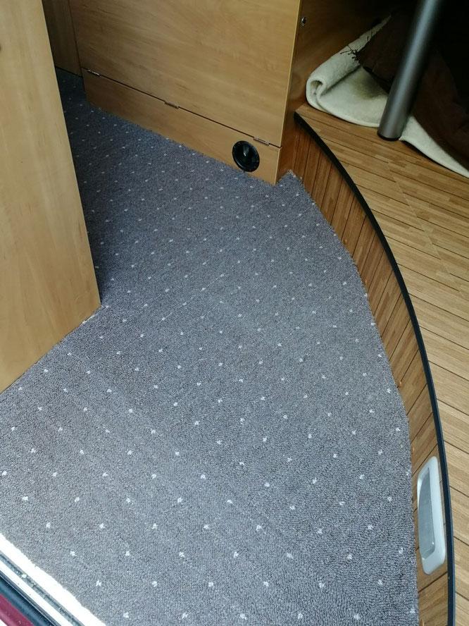der alte Teppich