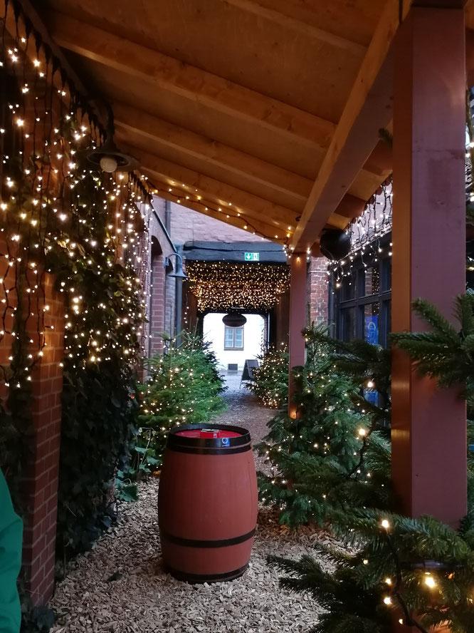 Weihnachtsmarkt in Lüneburg