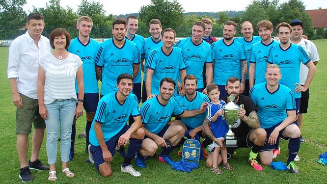 Im vergangenen Jahr gewann der FSV Esselbach-Steinmark das Aktiven-Turnier der Sportwoche.