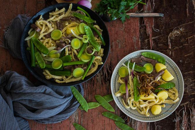 Foodfotografie, Gaisburger Marsch