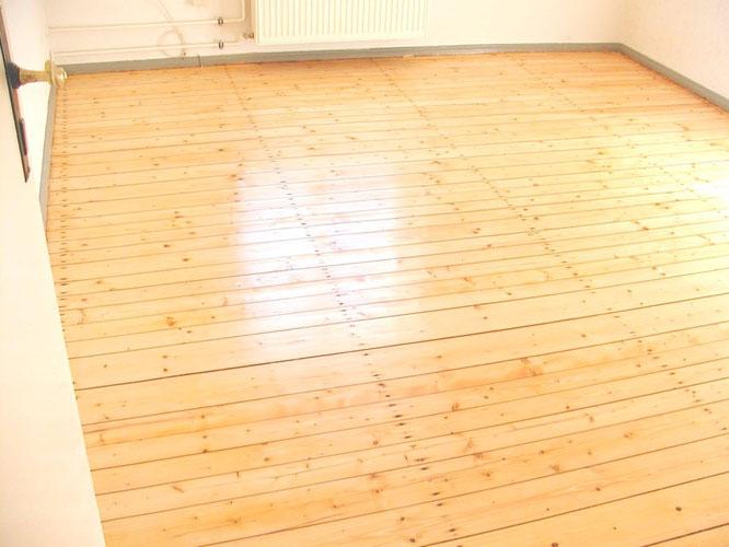 Acryl-Wasserlack Floorcoat Easy-Line, 5 Liter, matt glänzend