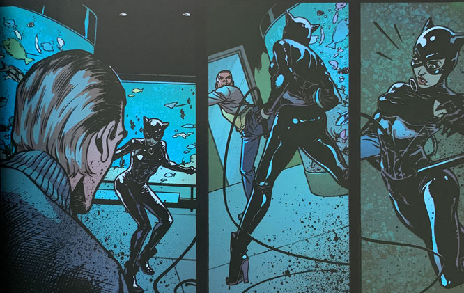 Catwoman: Blutopfer / Panini (DC Comics) / 188 Seiten / 18,99 Euro