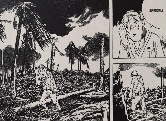Shigeru Mizuki: Auf in den Heldentod! / Reprodukt