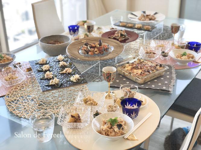 #料理教室 #お料理教室 #料理 #田中聖子 #大阪 #大阪市 #クッキング #クッキング教室 #おもてなし #おもてなし料理 #パーティー #パーティー料理 #女子力
