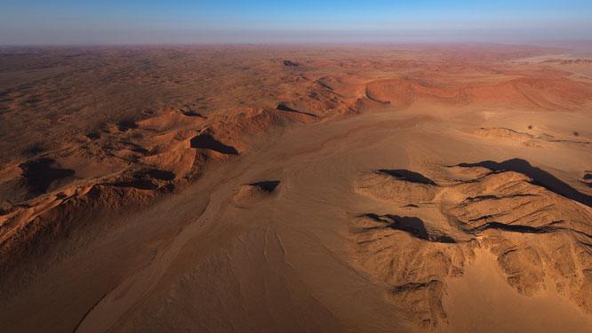 red sossusvlei dunes | namib desert | namibia 2015