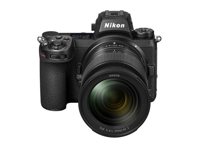 Nikon Z6 and z7 II