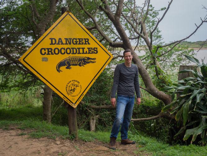 dangerous wildlife | st lucia guesthouse | wetlands park | südafrika