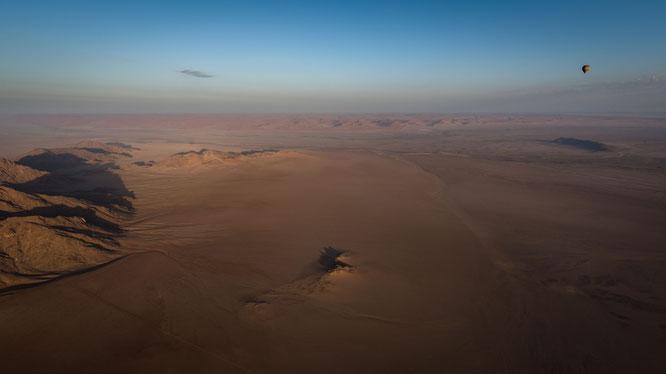balloon safari namib sky - namib naukluft park sossusvlei Namibia