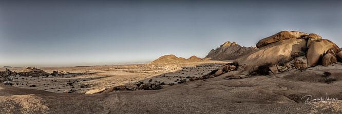 nikon z7 35mm panorama spitzkoppe namibia