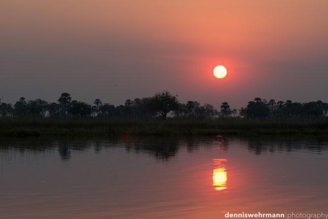 sundown chiefs island okavango delta botswana