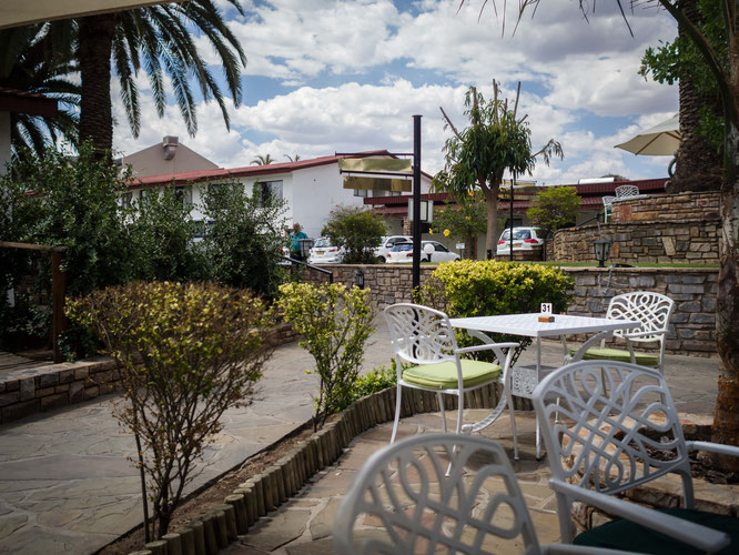 pension thule | windhoek | namibia
