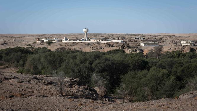 Wüstenforschungsstation Gobabeb Namibia