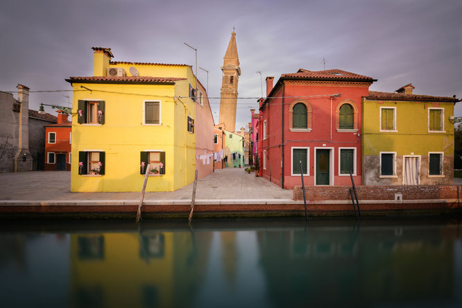 chiesa di san martino | island burano venice | italy 2015 | insiders` tip