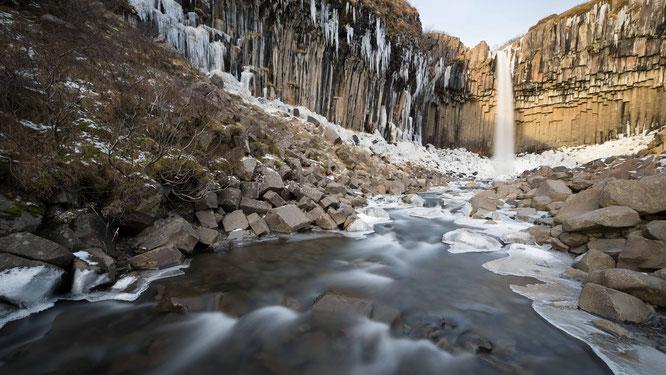 Svartifoss| Iceland 2016